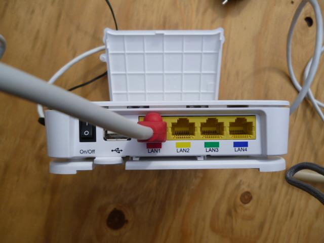 router till fiber